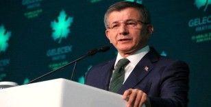 Davutoğlu, koronavirüsle mücadelede 13 maddelik öneri sıraladı
