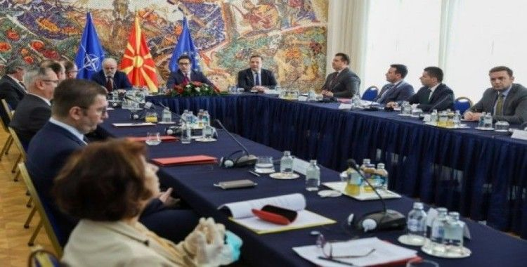 Kuzey Makedonya'da erken seçimler ertelendi