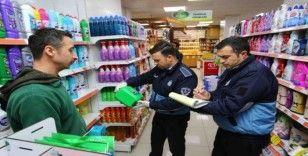 İzmir'de virüs fırsatçılarına denetim