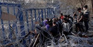 Yunanistan'a son iki haftada 147 bin 132 sığınmacı geçiş yaptı