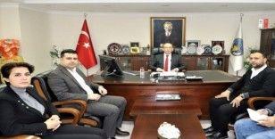 Başkan Akın'dan vatandaşa ve küçük esnafa müjde!