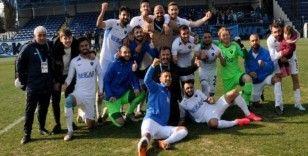 Şampiyon Karacabey Belediyespor 2. Lig'de