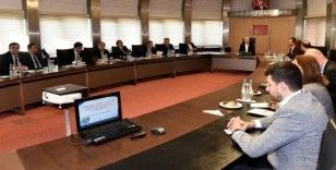 Kılıçdaroğlu, Dünya Sağlık Örgütü Türkiye Temsilcisi Ursu'yu kabul etti