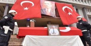 Kalp krizinden hayatını kaybeden Espiye Kaymakamı Baştürk memleketine törenle uğurlandı