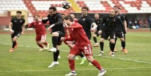 TFF 2. Lig: Gümüşhanespor: 0 - Başkent Akademi FK: 3
