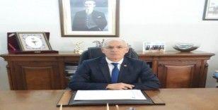 Başkan Aydın, tedbirli bir şekilde üretime devam etmeliyiz
