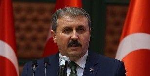 BBP Genel Başkanı Destici'den Çanakkale mesajı