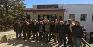 Bodrum'da köylü üreticiye vergi şoku çözüme kavuştu