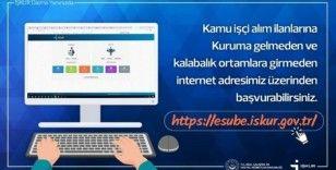 Kovid-19 riskine karşı İŞKUR hizmetleri online olarak yapılacak