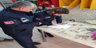 Kızıltepe'de korona virüs tedbirlerine uymayan 3 iş yerine ceza kesildi