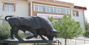 Kırşehir Hayvan Pazarı tedbir amaçlı kapatıldı