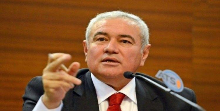 ATSO Başkanı Çetin'den  'İstikrar Kalkanı Programı' değerlendirmesi