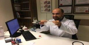 (Özel) Prof. Dr. Muhammed Emin Akkoyunlu'dan korona virüsüne karşı el temizliği uyarısı