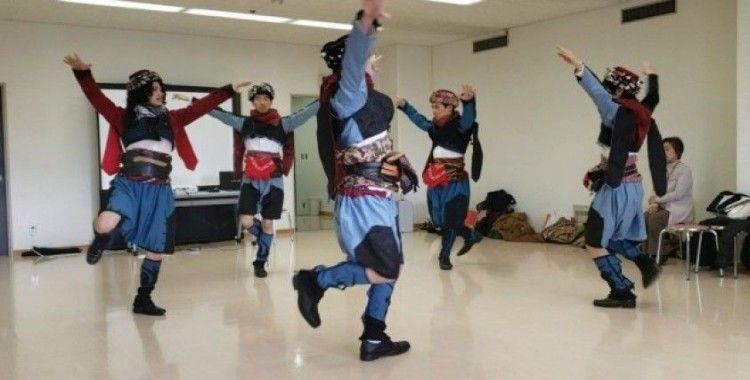 Japonya vatandaşı Taito'dan halk oyunu sürprizi