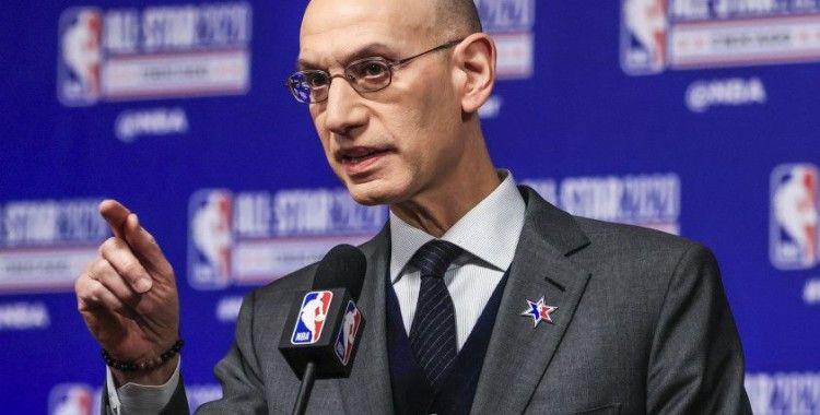 NBA Başkanı Adam Silver'dan erteleme açıklaması