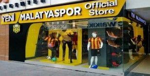 Yeni Malatyaspor, mağazalarını kapatıyor