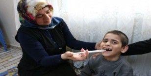 Epilepsi hastası Emin yardım bekliyor