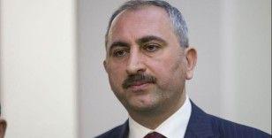 Adalet Bakanı Gül: Cezaevlerinde rastlanan pozitif vaka yok