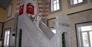İscehisar'da camiler dezenfekte edildi