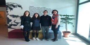 TED İzmir Kolejinden TÜBİTAK'ta büyük başarı