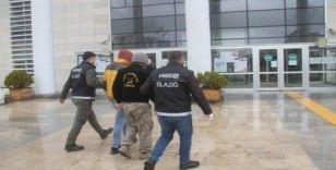 Elazığ'da uyuşturucu operasyonları: 5 tutuklama