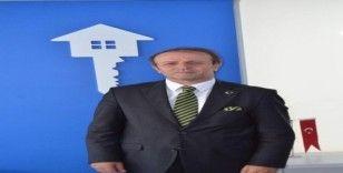 Trabzon İnşaatçılar ve Emlakçılar Odası Başkanı Taflan'dan tapu işlemleri için randevu uyarısı