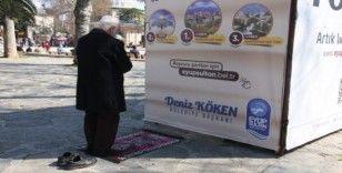 İstanbul'da ezan sonrası cami hoparlörlerinden koronavirüsü anonsu