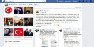 Sendika Başkanı Taşpınar'dan ilginç paylaşım