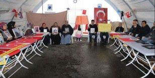 Diyarbakır annelerinin evlat nöbeti 200. gününde