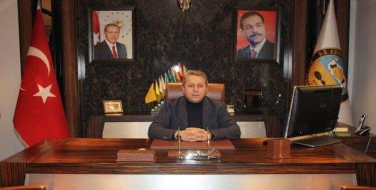 Bölge Başkanı Taşlı Miraç Kandilini kutladı