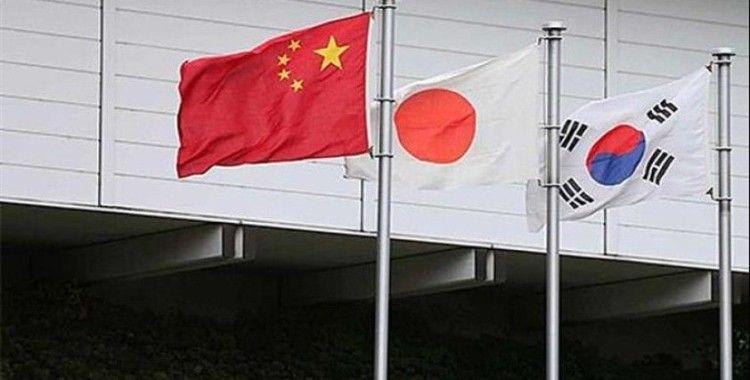 Japonya, Çin ve Güney Kore dışişleri bakanlarından Koronavirüsü görüşmesi