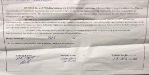 Şanlıurfa Belediyesi, borcunu ödeyemeyen su abonelerine haciz gönderdi