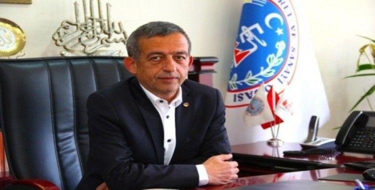 Erzincan TSO Başkanı Tanoğlu'ndan kandil mesajı