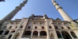 Mimar Sinan'ın ustalık eseri Selimiye Camii'nin tarihinde bir ilk