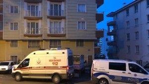 Eve alkollü gelen kocasını iple boğarak öldürdü