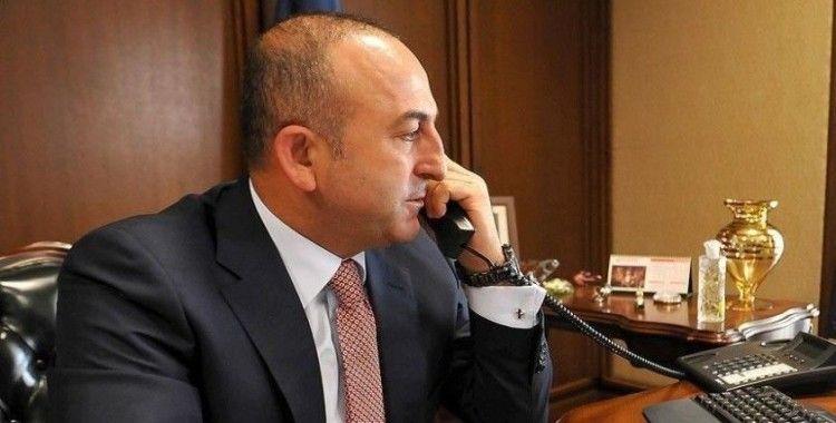 Çavuşoğlu Kovid-19 salgınıyla ilgili mevkidaşlarıyla ortak telekonferansla görüştü