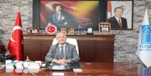 Başkan Akman'ın Miraç Kandili mesajı