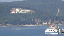 Çanakkale'de koronavirüs nedeniyle feribot seferleri azaltıldı
