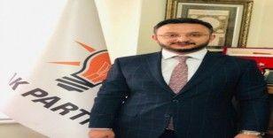 AK Parti İl Başkanı Yanar, Miraç Kandilini kutladı