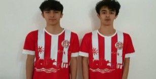 Antalyaspor Diyarbakır Futbol Akademisi öğrencilerinden 'Evde kal Türkiye' çağrısı