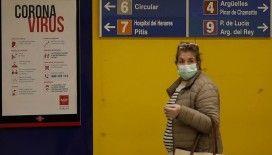 İspanya'da koronavirüsten ölenlerin sayısı 1326'ya yükseldi