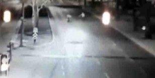İzmir'deki iki ölümlü kazanın korkunç görüntüleri ortaya çıktı