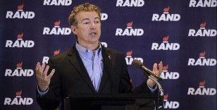 Cumhuriyetçi Senatör Rand Paul'de koronavirüs tespit edildi