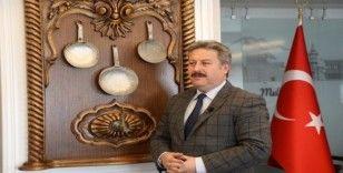 """Başkan Palancıoğlu, """"Kayseri, çeşmelerinden su içilebilen nadir şehir"""""""