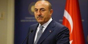 Bakan Çavuşoğlu'ndan AB'nin Suriye konusundaki tutumuyla ilgili makale