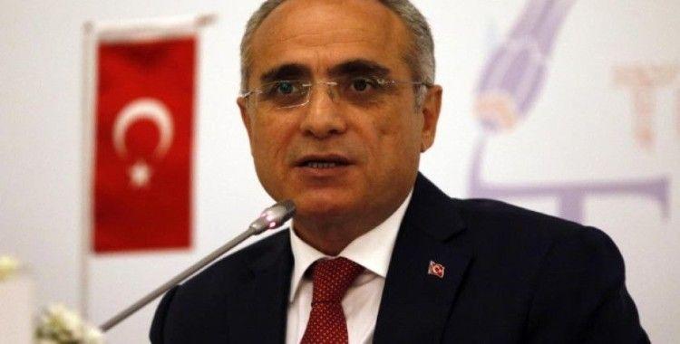 Cumhurbaşkanı Başdanışmanı Yalçın Topçu'dan korona virüs açıklaması