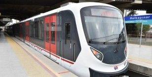 """Metro ve tramvay seferlerine """"salgın"""" düzenlemesi"""