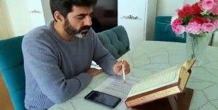 Elazığ'da Kur'an kursları uzaktan eğitime başladı