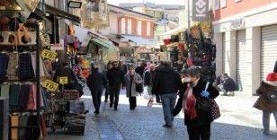 İzmir'in Tarihi Kemeraltı Çarşısı eski günlerini arattı