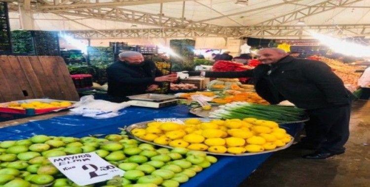 Bursa'da meyve, sebze tüketimi arttı